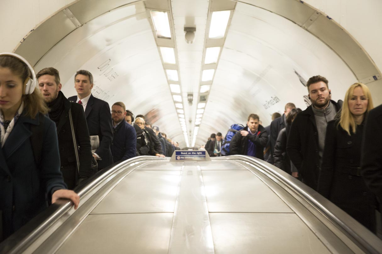 The Tube: Going Underground