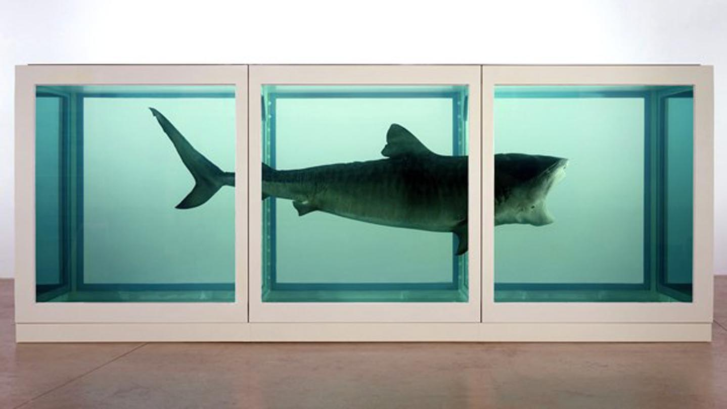 Damien Hirst: The First Look