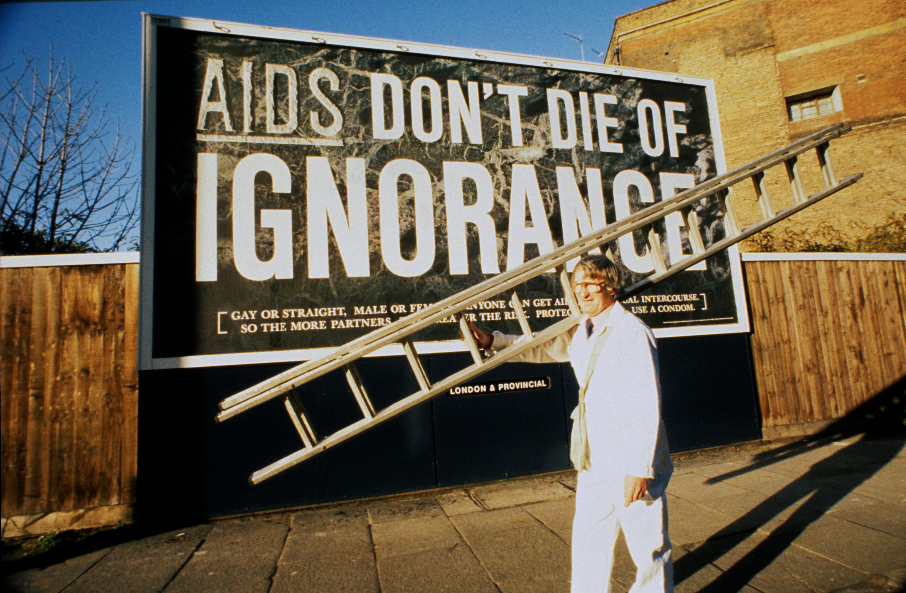 Epidemic: When Britain Fought AIDs